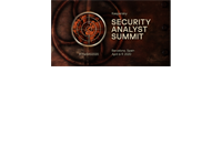 Kaspersky's Security Analyst Summit