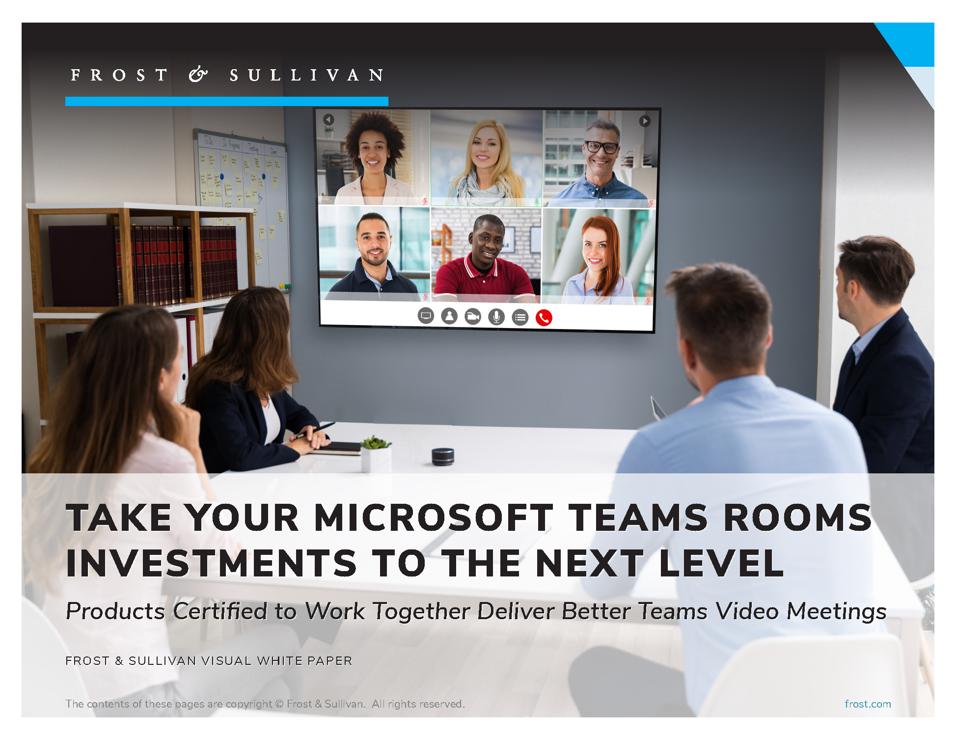 ake Your Microsoft Teams Rooms Investments to the Next Level