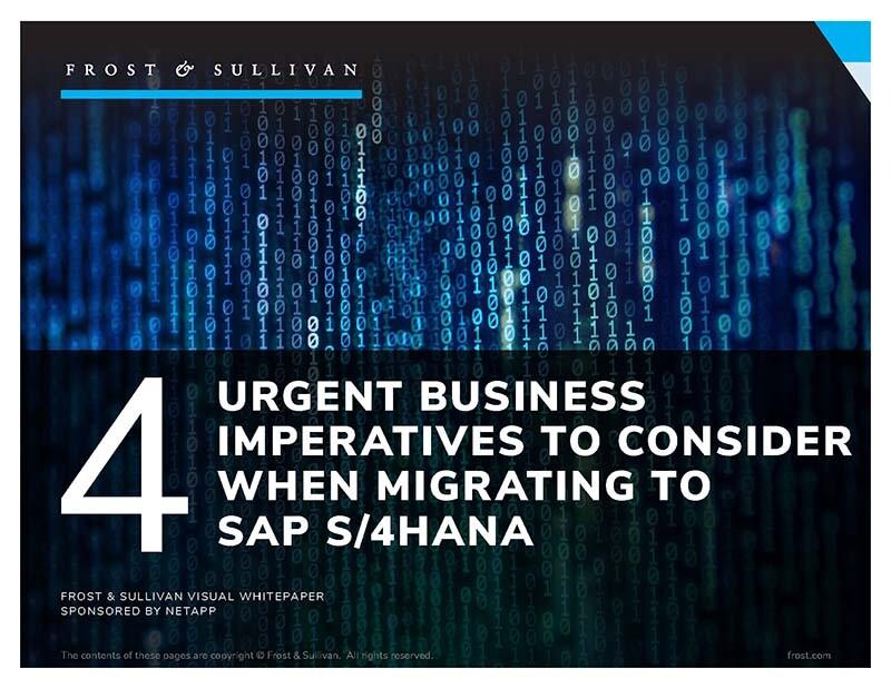 Urgent Business Imperatives migrate SAP