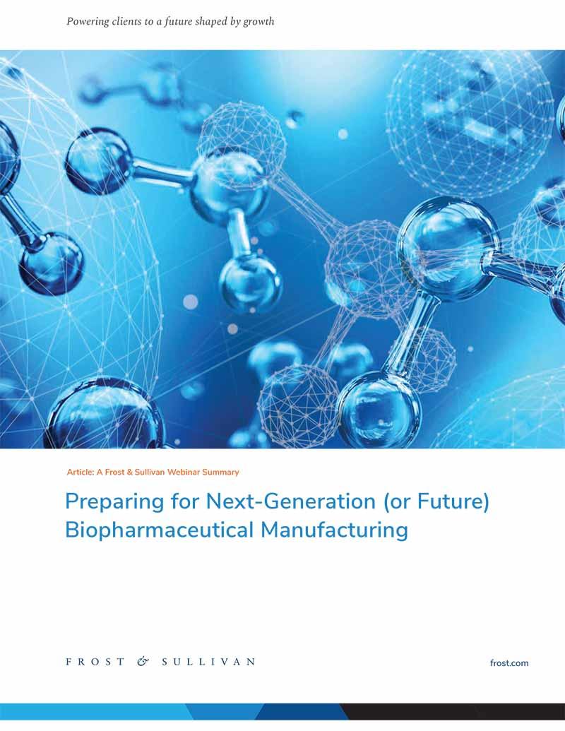 Biopharmaceutical Manufacturing Asset