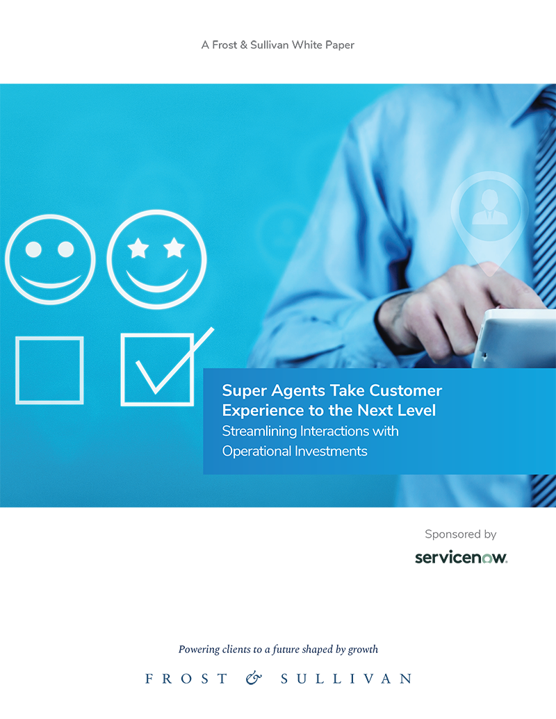 Super Agents Customer Experience